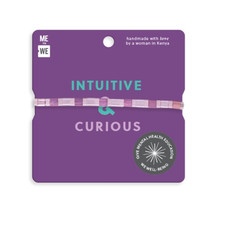 Me to We Aura Bracelet - 1 Pack - Violet - Intuitive and Curious | 628499088585