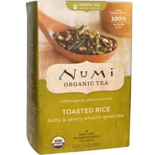Numi Tea Organic Toasted Rice Tea  