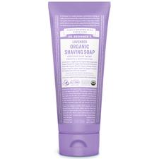 Dr. Bronner's Organic Shaving Soap Lavender 207ml | 018787940013
