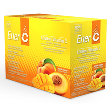 Ener-C 1000mg Vitamin C Peach Mango Pack |