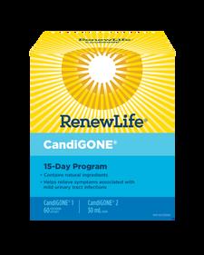 Renew Life CandiGONE 15-Day Program   631257355553