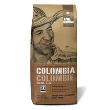 Level Ground Trading Columbia Dark Roast Whole Bean Coffee |