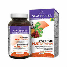 New Chapter Every Man Multivitamin | 727783003225,