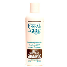 Herbal Glo Grey/White Hair Shampoo | 063151250236
