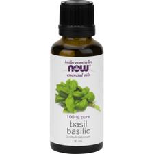 Now Essential Oils Basil Oil 30ml | 733739875167