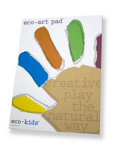 Eco-Kids Eco-Art Pad (DISCONTINUED)