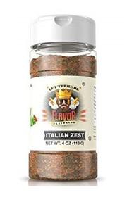 Flavorgod Italian Zest Seasoning 113 grams | 813327026758