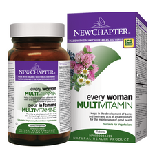 New Chapter Every Woman Multivitamin Tablets