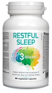 3 Brains Restful Sleep | 628235330589