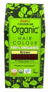 Radico Organic Hair Colour Powder Brown