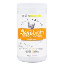 Prairie Naturals Bone Broth Protein Chicken 300 Grams   067953006497