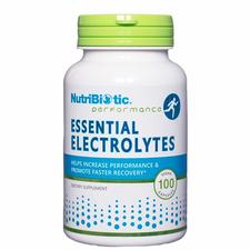 NutriBiotic Essential Electrolyte   728177005603