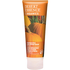 Desert Essence Organics Pumpkin Spice Hand Repair Cream | 718334337715