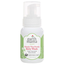 Earth Mama Baby Simply Non-Scents Baby Wash | 857249001257