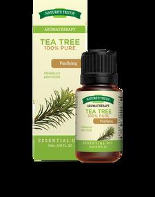 Nature's Truth 100% Pure Tea Tree Essential Oil | 0840093102577