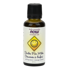 Now Essential Oils Smiles for Miles Uplifting Blend | 733739876331