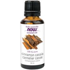 Now Essential Oils Cinnamon Cassia Oil   733739875303