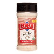 Redmond Real Salt Organic Garlic Salt | 018788101802