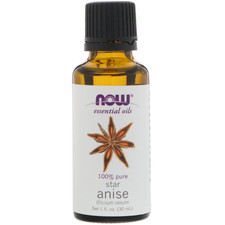 Now Essential Oils Anise Oil   733739875150