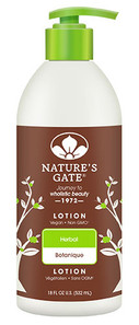 Nature's Gate Herbal Lotion (DISCONTINUED)