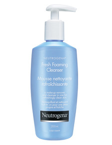 Neutrogena Fresh Foaming Cleanser | 0062600410047