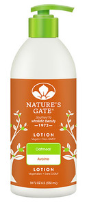 Nature's Gate Oatmeal Lotion (DISCONTINUED)
