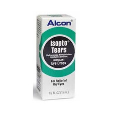 Alcon Isopto Tears Lubricant Eye Drops 0.5% | 0056394004087