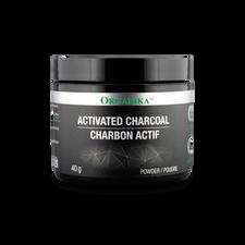 Organika Activated Charcoal Powder 40g | 620365026783