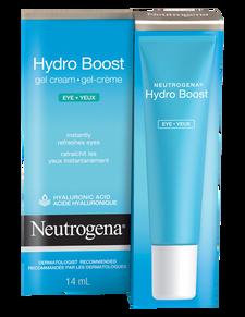 Neutrogena Hydro Boost Gel Cream Eye | 0062600963222