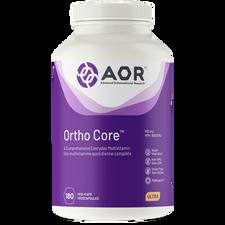 AOR Ortho Core Veg Capsules 180 veg capsules | 624917040210
