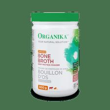 Organika Ginger Bone Broth Beef Protein Powder 300g | 620365018528