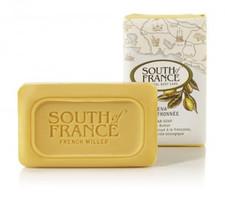 South of France Lemon Verbena Bar Soap 42.5 grams  | 856885600114