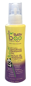 Boo Bamboo Baby Calm Baby Moisturizing Massage Oil (DISCONTINUED)