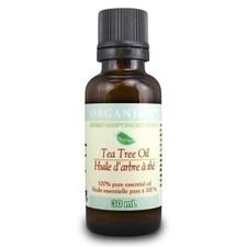 Organika Tea Tree Oil 30 ml   620365021214