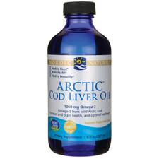 Nordic Naturals Arctic Cod Liver Oil Liquid-Orange 473 ml   768990747854