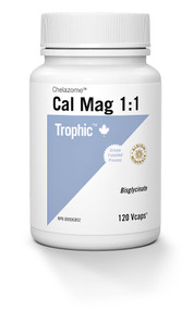 Trophic Chelazome Cal-Mag 1:1 | 069967128516