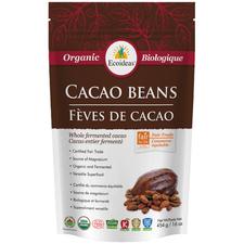 Ecoideas Organic Cacao Beans | 875405005437