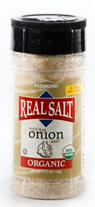 Redmond Real Salt Organic Onion Salt | 018788101840