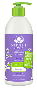 Nature's Gate Lavender Lotion (DISCONTINUED)