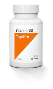 Trophic Vitamin D3 | 069967112126