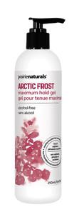 Prairie Naturals Arctic Frost Maximum Hold Styling Gel 250ml   067953011033