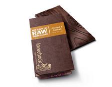 Lovechock Almond & Baobab 85% Cacao Organic Raw Chocolate | 8718421154258 | 8718421154289