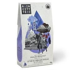 Rain City Tea Co. Capt. George's English Breakfast Organic Black Tea | 2811096500