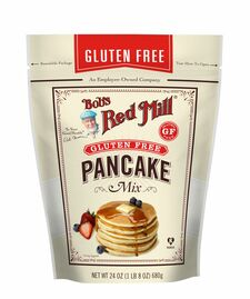 Bob's Red Mill Gluten Free Pancake Mix 680g | 039978304627