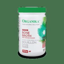 Organika Bone Broth, Original Beef Powder 300g   620365018511