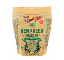 Bob's Red Mill Hulled Hemp Seed Hearts 227g| 039978325969