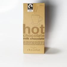 Galerie au Chocolat Milk Hot Chocolate