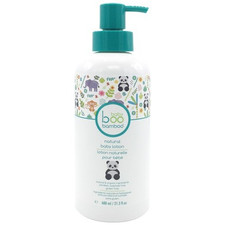 Boo Bamboo Silky Smooth Baby Lotion Regular 600ml | 776629102394