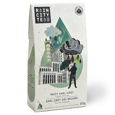 Rain City Tea Co. Misty Earl Grey Organic Black Tea