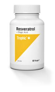 Trophic Resveratrol + Ellagic Acid | 069967128813